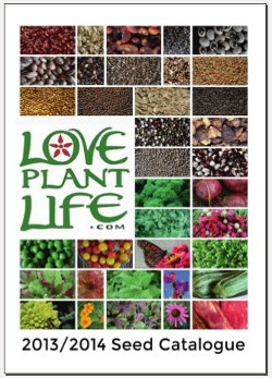 Seed Catalogue LovePlantlife NZ vegetable seeds for New Zealand gardens
